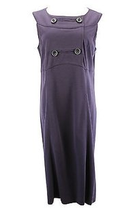 short dress purple Marina Sport Womens on Tradesy
