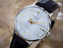 Venlies Orient Stainless Steel Watch For Men Made In Japan Circa 1960s J801