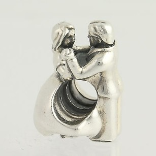 PANDORA Pandora Charm Bead - 791396 First Dance Sterling Silver Ale 925 Wedding