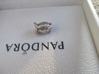 PANDORA Retired Authentic Pandora Fish bead charm 790113
