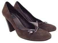 Paolo Classics Brown Pumps