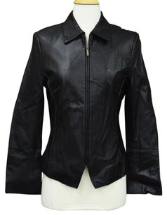 Paolo Santini Leather Leather Jacket