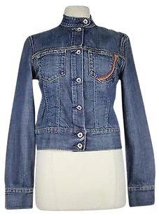 Paper Denim & Cloth Amp Womens Cotton Long Sleeve Womens Jean Jacket
