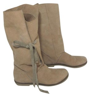 PAPUCEI beige Boots