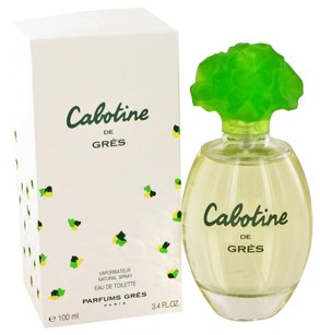 Parfums Gres Cabotine By Parfums Gres Eau De Toilette Spray 3.3 Oz