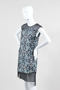 Parker short dress Multi-Color Ziyan Combo Black Blue on Tradesy