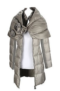 Patrizia Pepe 2s0645 Womens Jacket 40 It Coat
