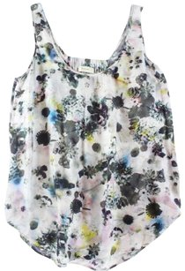 Paul Smith 40 Floral Kc Top
