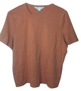 Pendleton T Shirt Orange