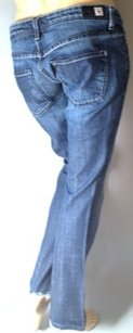 People's Liberation 27 Cloey Super Low Boot Cut Jeans