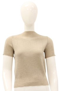 Philosophy di Alberta Ferretti Wool High Collar Sweater