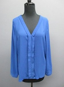 Pim + Larkin And Casual Top Blue