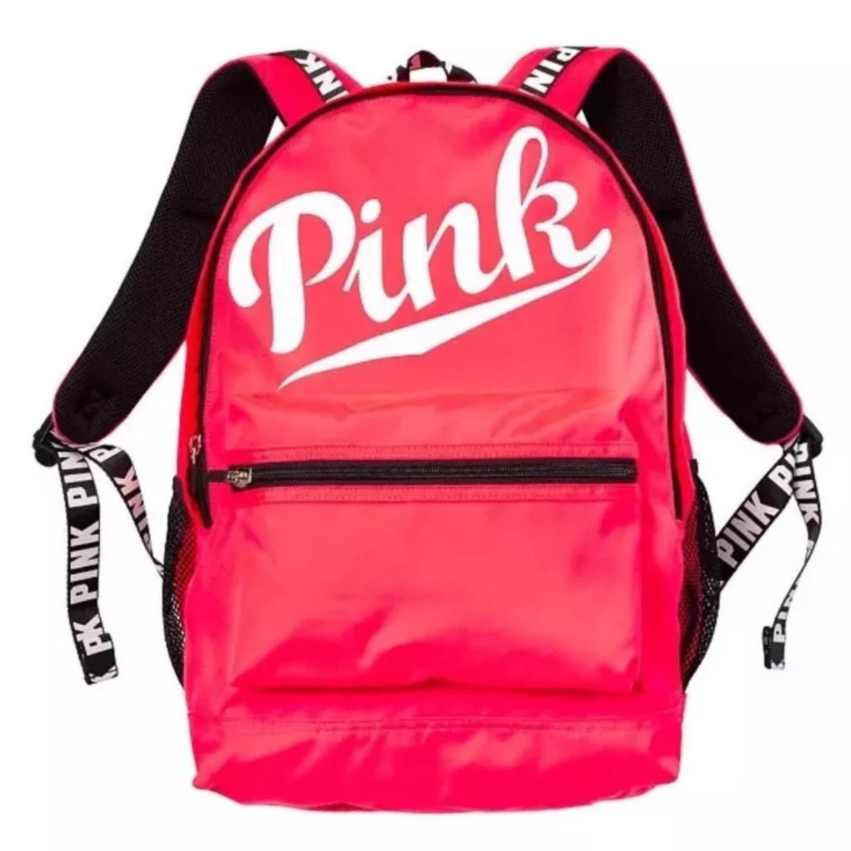 PINK Backpacks - Up to 90% off at Tradesy
