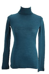Pinko Turtleneck Womens Top Blue