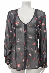 Pins and Needles Urban Top Black