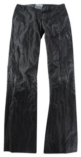 Plein Sud 36 Action Black Glimmer Ne Pants