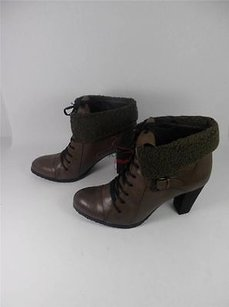 Plenty by Tracy Reese Baker Brown Boots