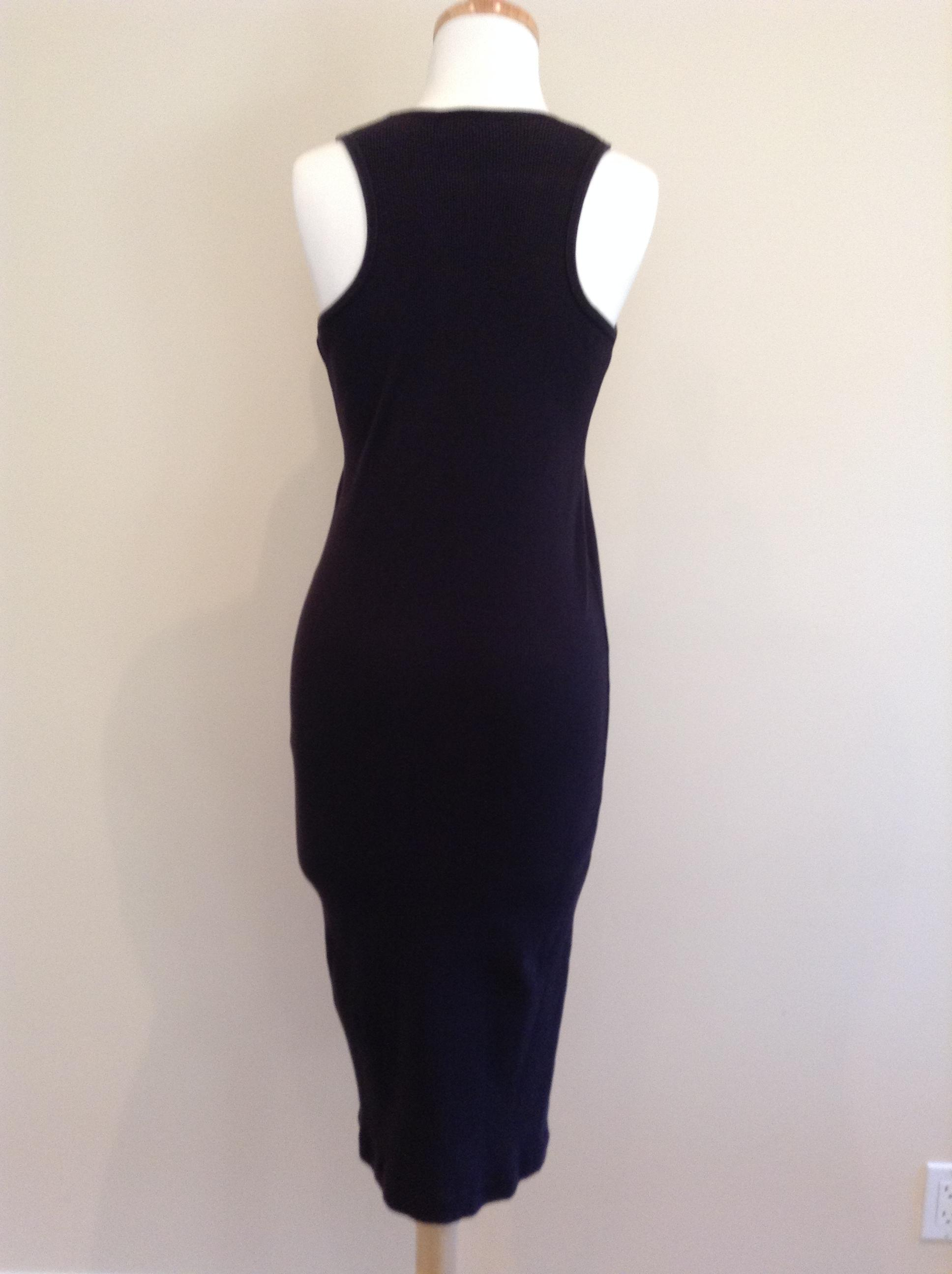 Ralph Lauren Black Tank Dress
