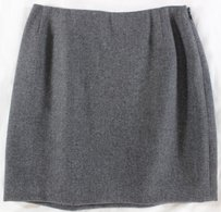 Prada 40 Career Chic Cocktails Yh Skirt