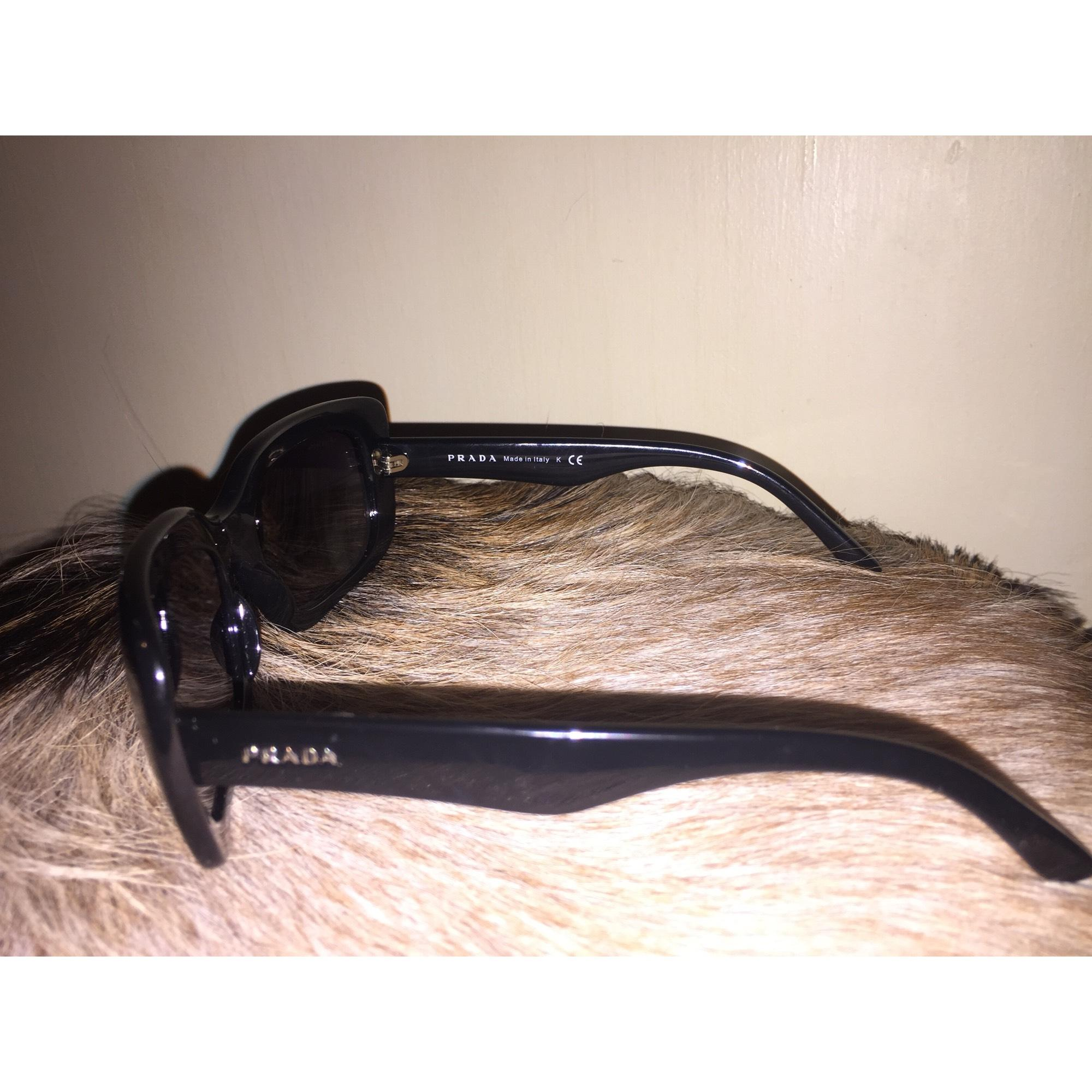 3896b9514307 ... order prada black spr 23m 1ab 3m1 sunglasses tradesy da769 ef923  purchase prada classic rectangle ...