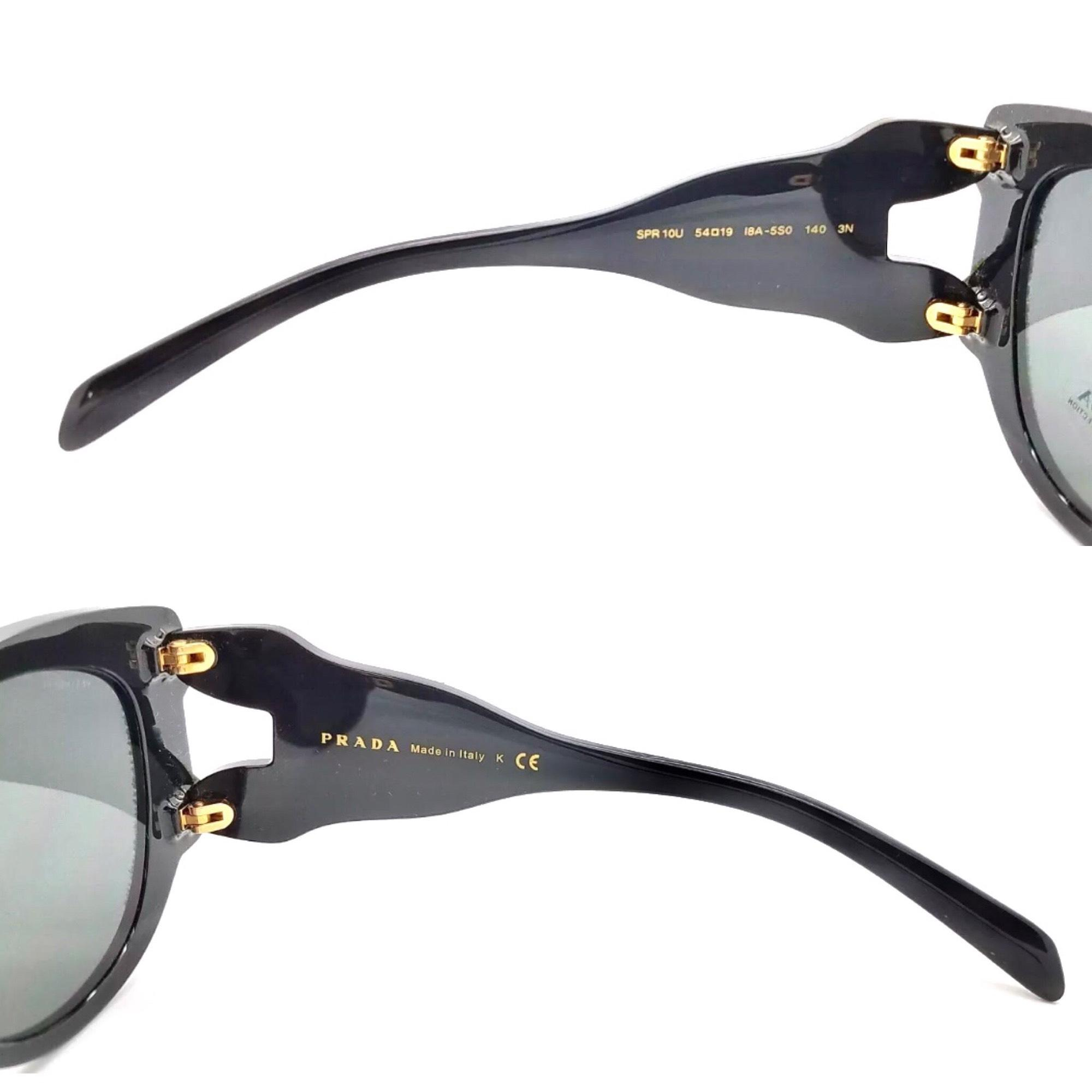 f2140a156427 ... black 4568a 8b7c0 sale prada blue green yellow butterfly velvet sunglasses  tradesy 38cd4 dd409 ...