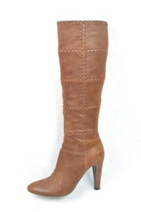 Prada Womens Brown Leather Browns Boots