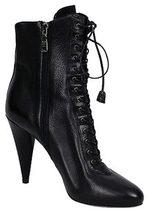Prada Fashion - Mid-calf Black Boots