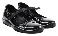 Prada Sport Patent Black Pumps