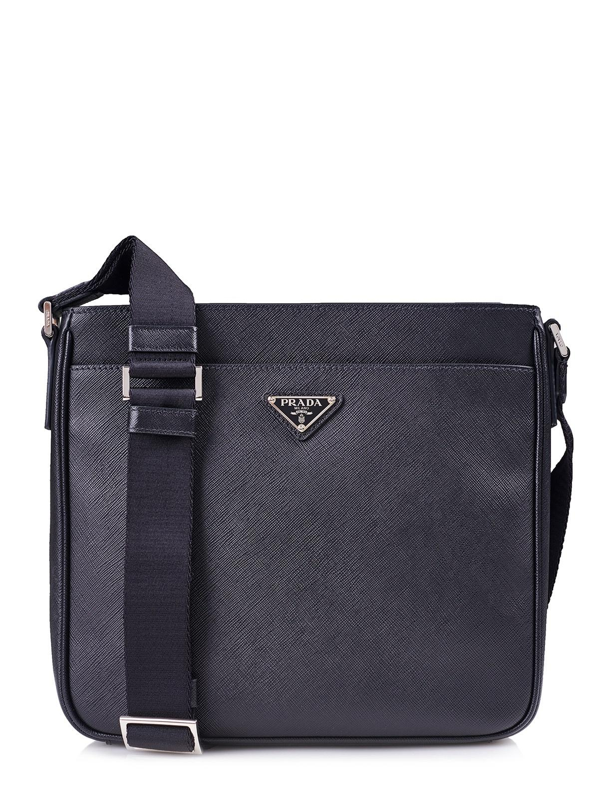 Prada Messenger Bags - Up to 70% off at Tradesy