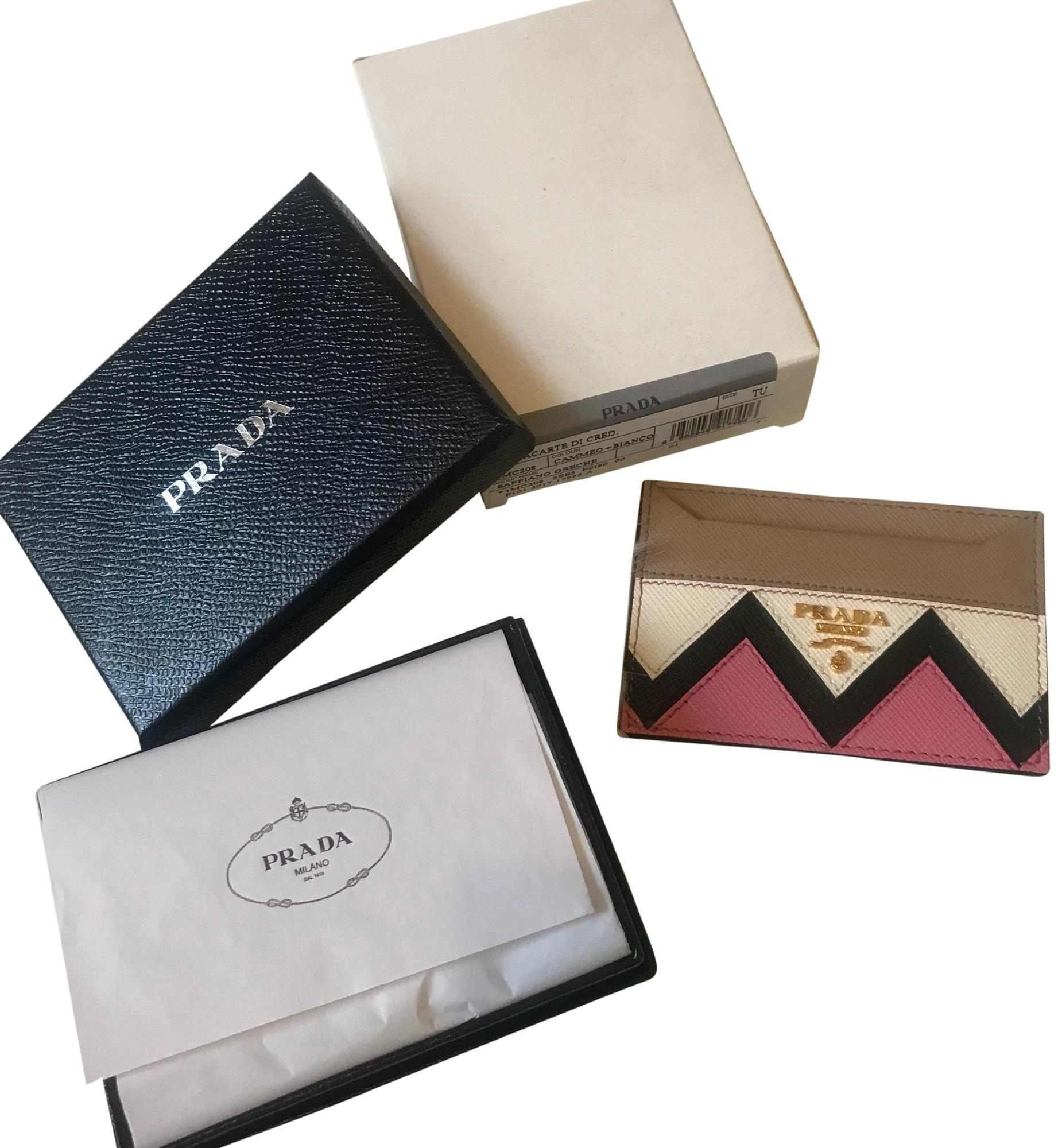 62e70a8eb42a0 ... wholesale prada wallets on sale up to 70 off at tradesy 652a0 d5c49