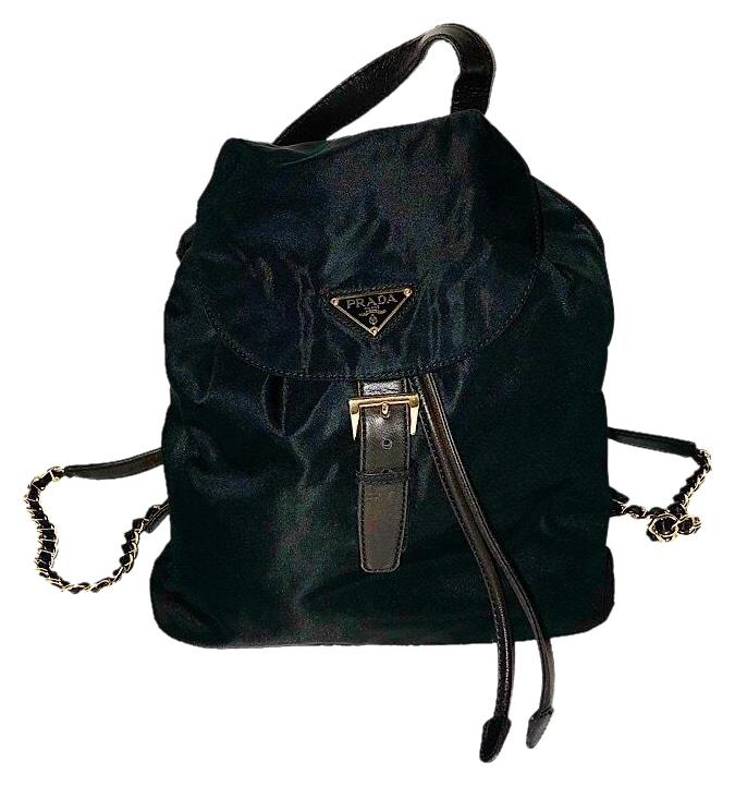 f47cf76d8 ... cheap prada backpacks on sale up to 70 off at tradesy f04d6 ccbfb