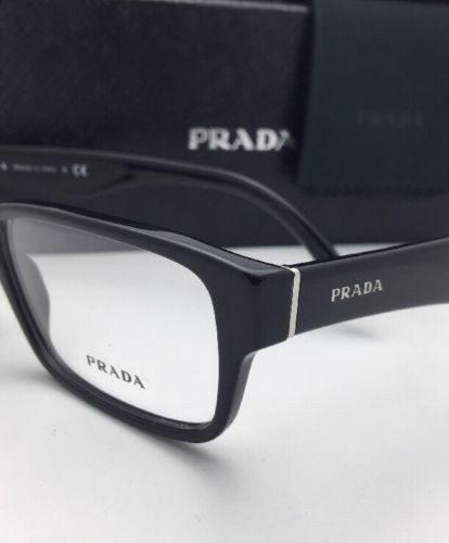 7acaecbe9886 ... coupon for prada new vpr 16m 1ab 1o1 55 16 140 black plastic frame sunglasses  tradesy