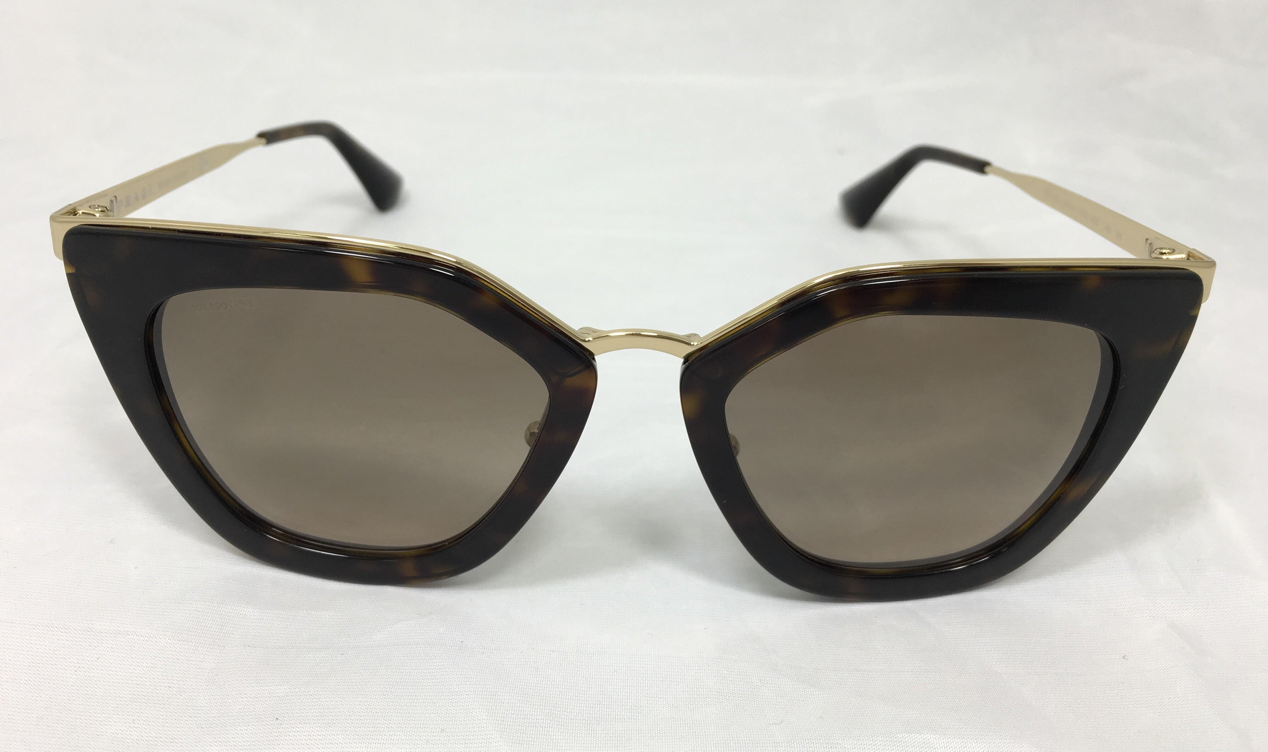 69a42adac3042 ... low price prada cat eye tortoise prada sunglasses spr 53s 2au 3d0 52  12680 a7177 ...