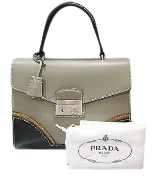 Satchel Bags - Crossbody Shoulder Bag Leather White - white - Satchel Bags for ladies Prada mc1nwwgH