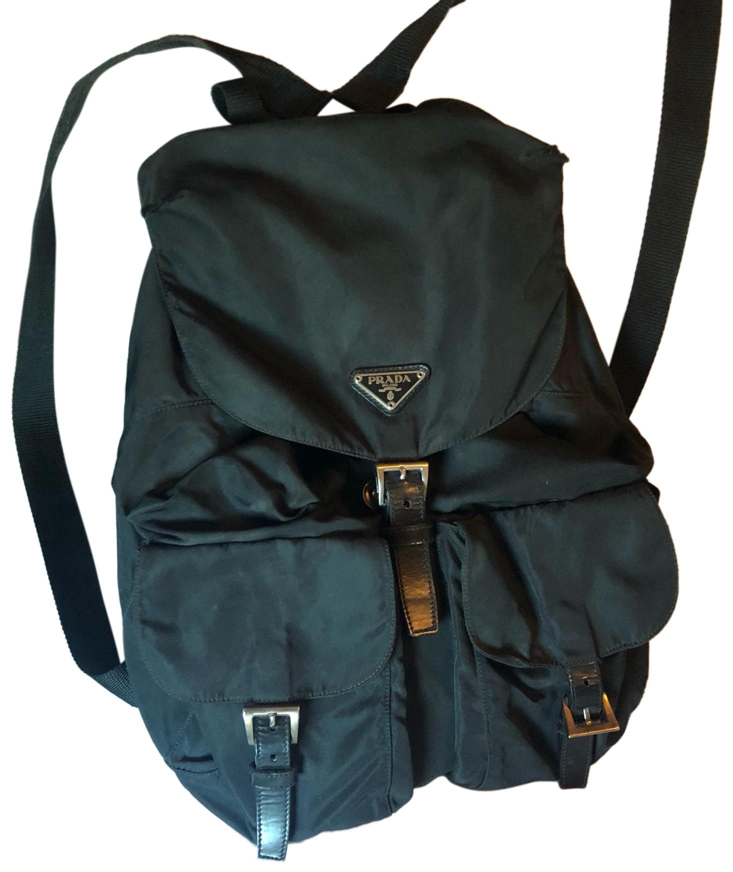 c41e8ece0e ... cheap prada backpacks on sale up to 70 off at tradesy af228 23989