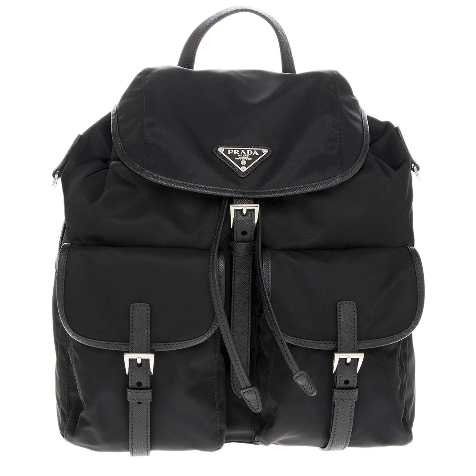69691d9f70dc ... cheap prada backpacks on sale up to 70 off at tradesy 131e5 588f1