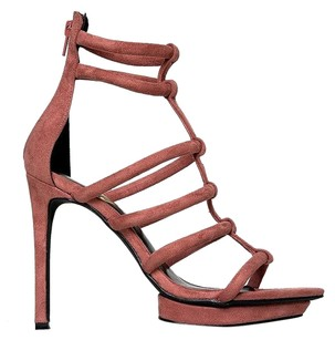 Privileged Heels-and-pumps New16 Pink Sandals