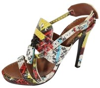 Proenza Schouler 37 Heels Multicolor Pumps