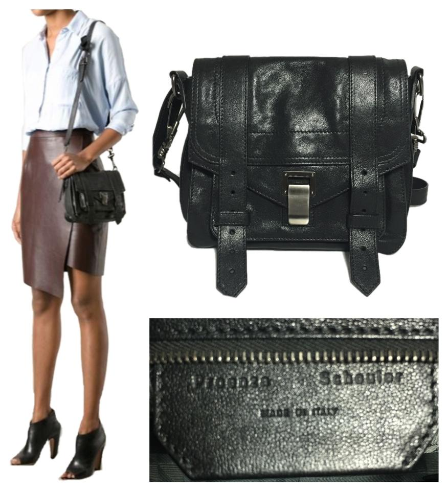 PS1 Tiny crossbody - Black Proenza Schouler oLFZ6JqJ