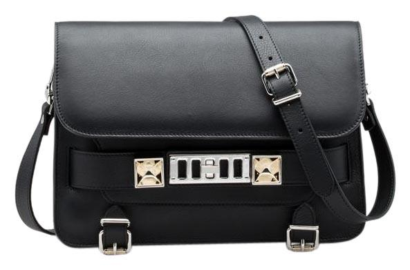 Free Shipping Wide Range Of Great Deals For Sale Proenza Schouler Black PS11 leather cross body bag Discount Low Shipping Fee Clearance Release Dates RNBjk