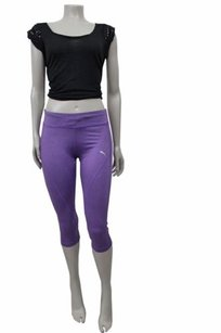 Puma Puma Dry Cell Athletic Cropped Purple Pant