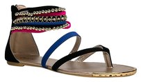 Qupid Multi/Print Sandals