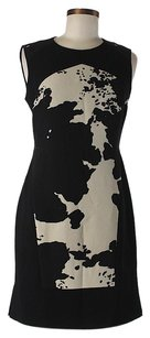 Rachel Roy Sleeveless Print Dress