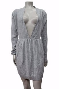 Rachel Roy short dress Gray Rachel Tunic Sweater Deep Heather on Tradesy
