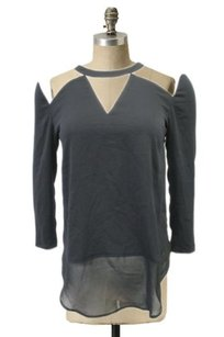Rachel Roy Top black ivory