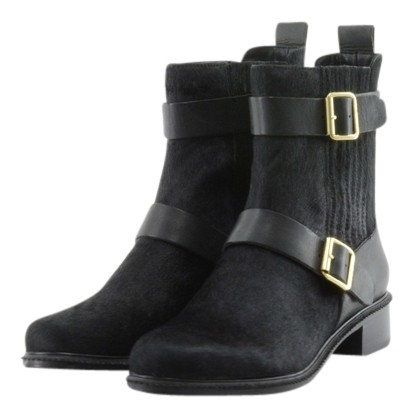 cheap sale choice Rachel Zoe Ponyhair Wedge Booties clearance sale online 3TSskWbRw