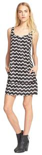Rag & Bone Allie Chevron Dress