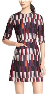 Rag & Bone Anne Silk Shift A-line Bus Seat Dress