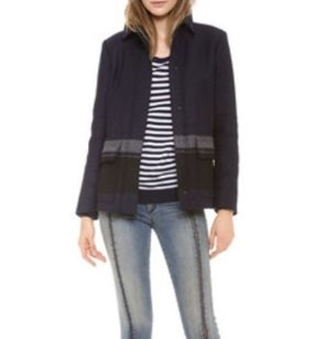 Rag & Bone Harrison navy Jacket