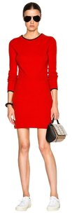 Rag & Bone short dress Red Long Sleeve & Sweater on Tradesy